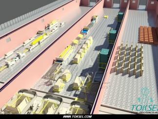 fabrika tasarımı ve poreses planlaması