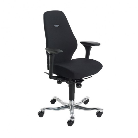 office chair at Kinnarps AB kansei engineering
