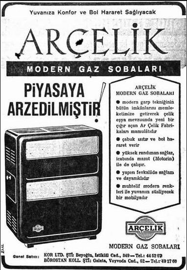 arçelik_soba
