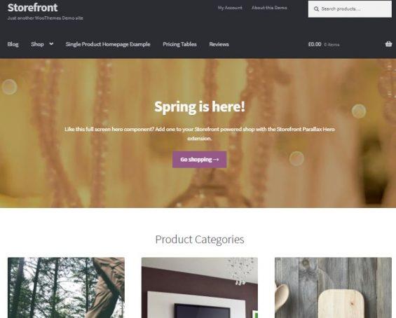 ücretsiz_wordpress_storefront_teması
